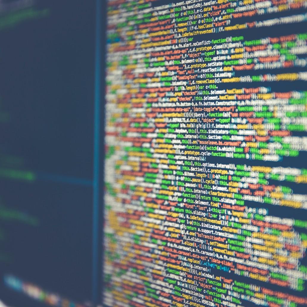 Programmiercode Screenshot