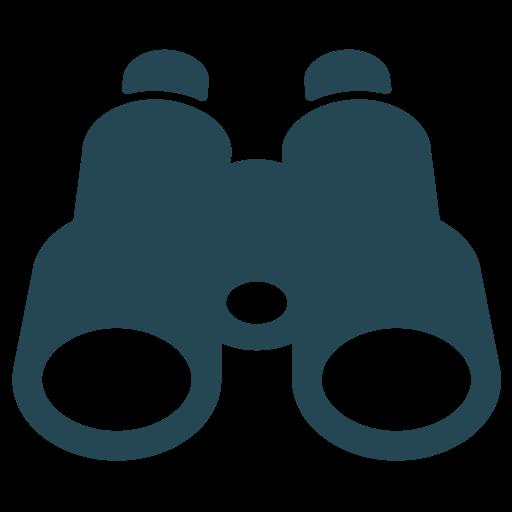 Fernrohr Icon